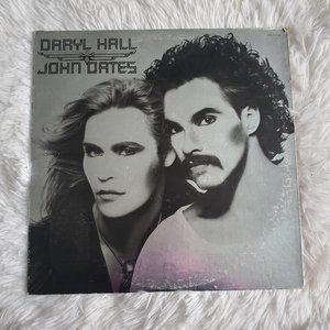 Hall & Oates Self Titled 1976 Vinyl Record
